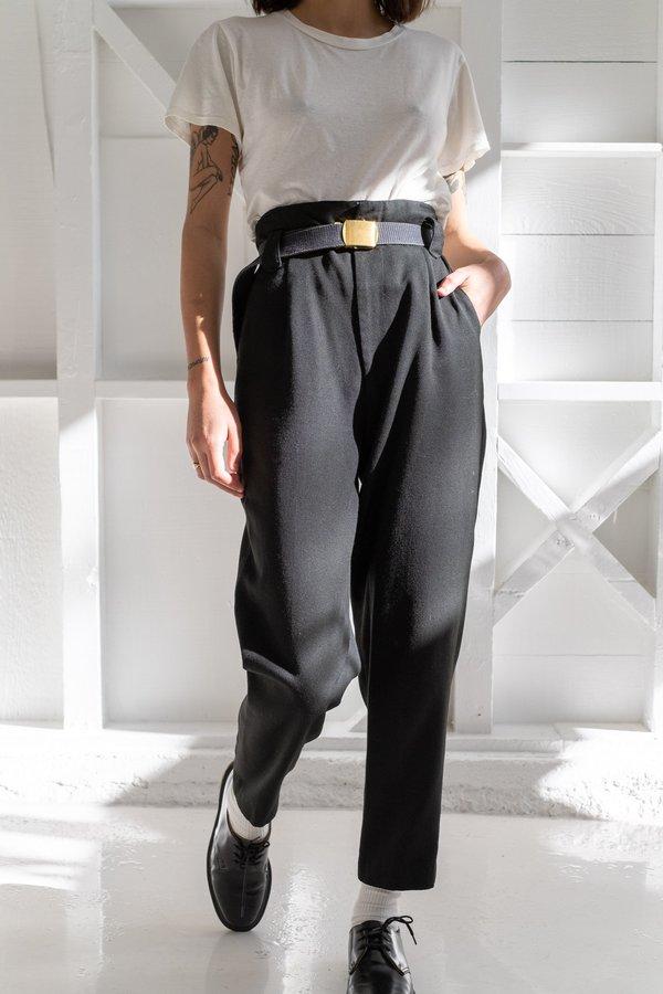 HIGH WAISTED WESTERN PANTS