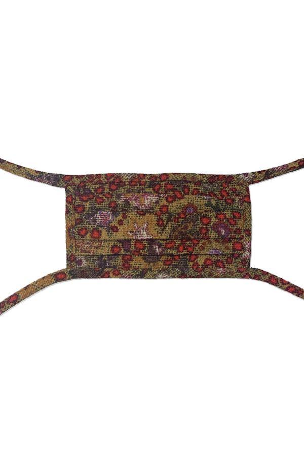 Anna Sui Yellow Garden Mask - Multi