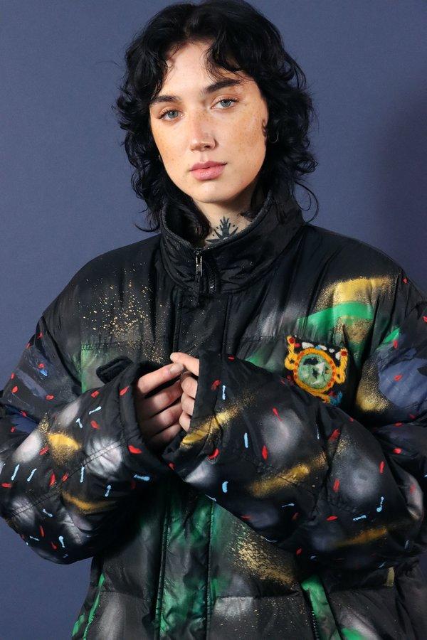 Osei-Duro Dan Siney Puffy Jacket - Collabo V. 1