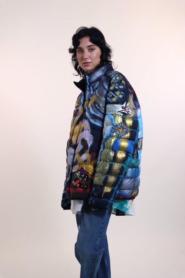 Osei-Duro Dan Siney Puffy Jacket - Collabo V. 2