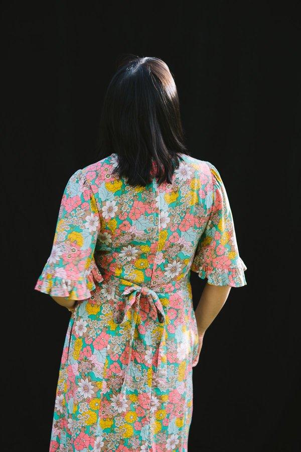 Myrtle Beverly Dress - Posy