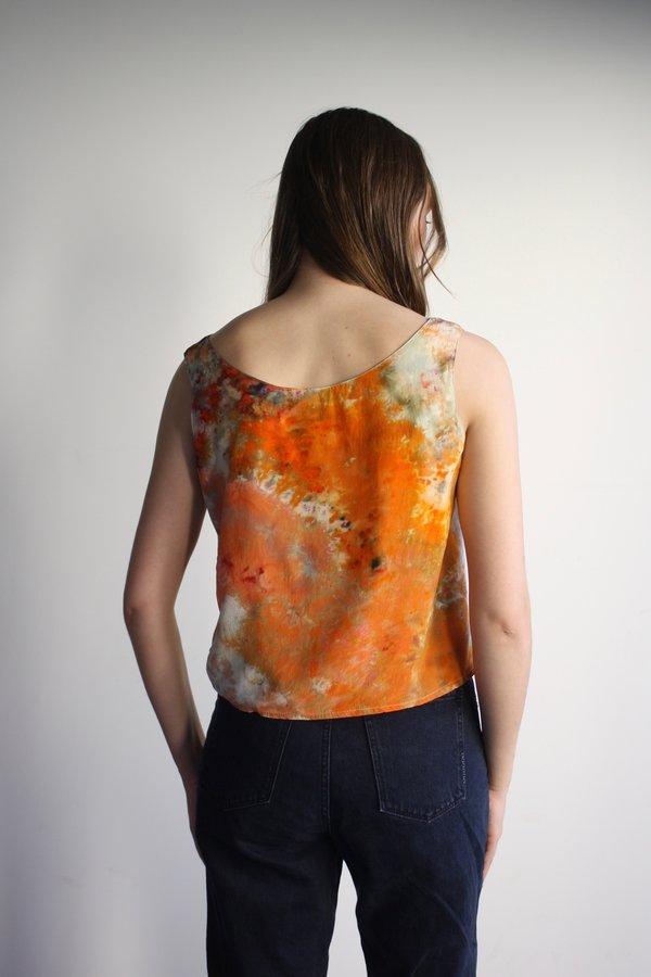 Scallop Silk Shell