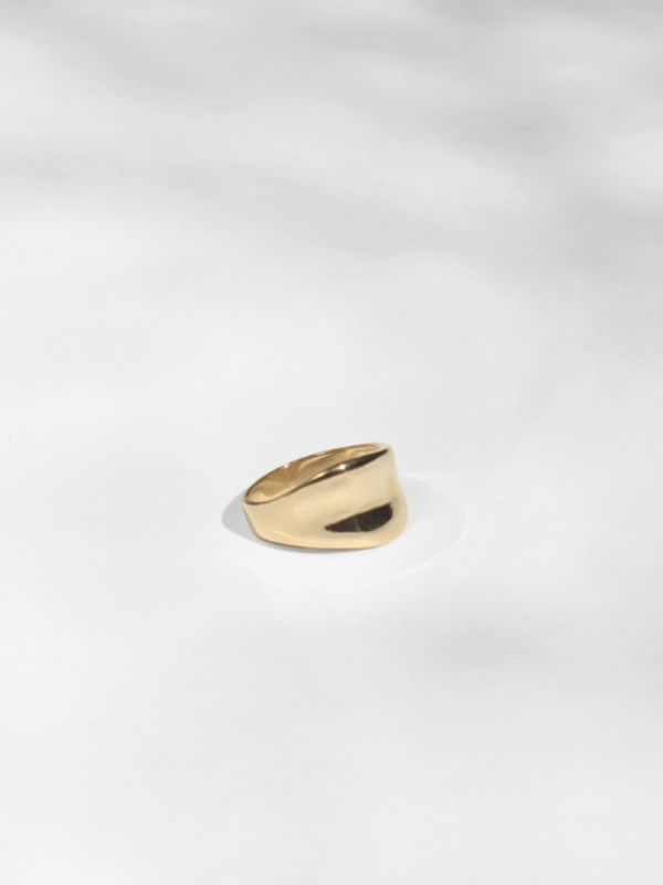 Young Frankk Crest Ring