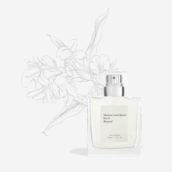 Eau de Parfum   No. 12 Bousval