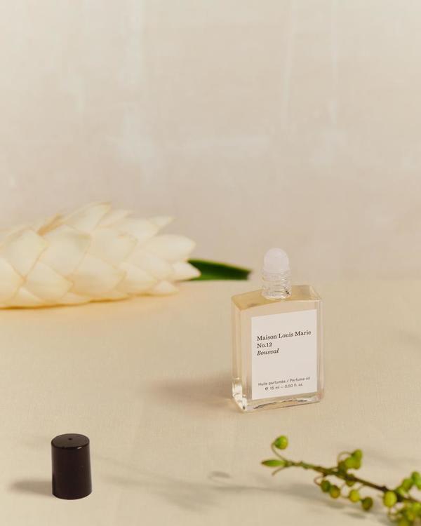 Perfume Oil | No. 12 Bousval