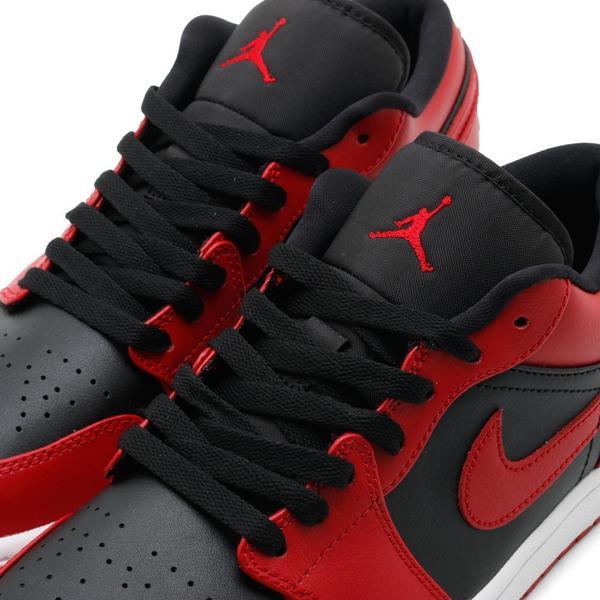 Jordan 1 Low Gym Red / Black