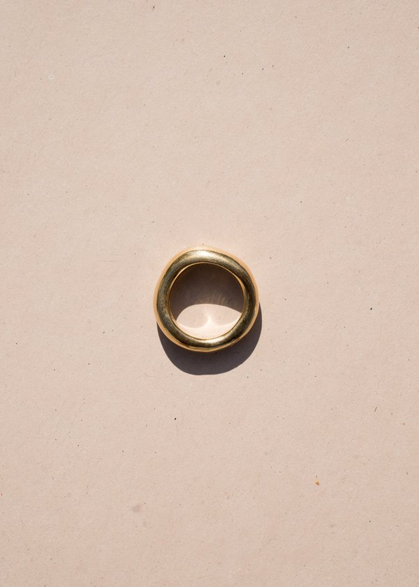 Eau Ring in Gold