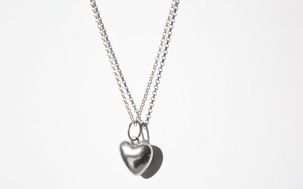 Kindred Black A Dream Within a Dream necklace - silver