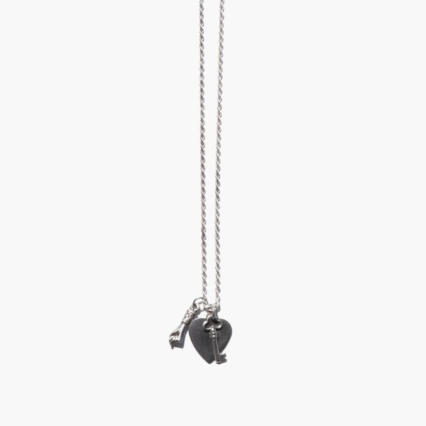 Kindred Black Had We But World Enough necklace - silver