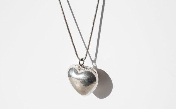 Kindred Black Heavenly Hurt necklace - silver