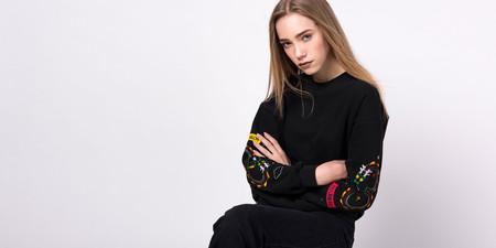 Series Noir Yoko Sweatshirt