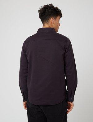 Barbour Dunrobin Overshirt - Navy Blue