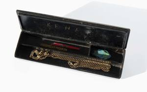 Vintage Antique Treasure Box