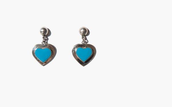 The Heart's of Bluebirds