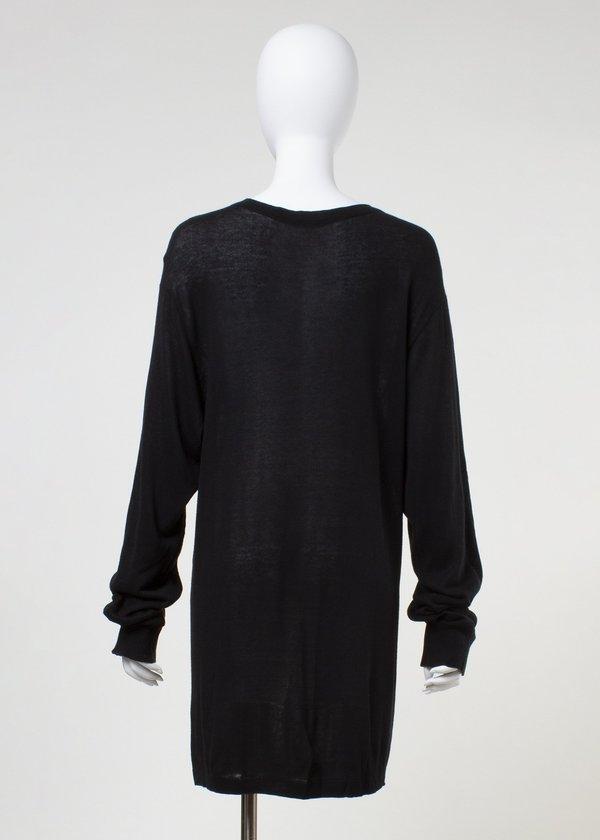 complexgeometries ARCHIVE no.32 sweater - black