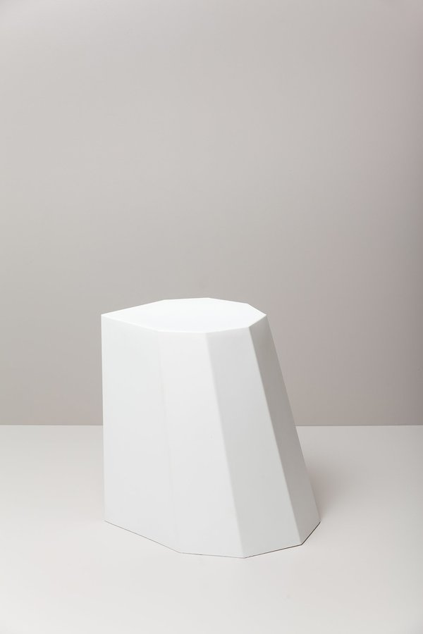 Arnold Circus Stool - Cotton White - PREORDER