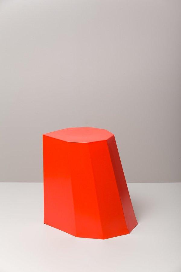 Arnold Circus Stool - Orange - PREORDER