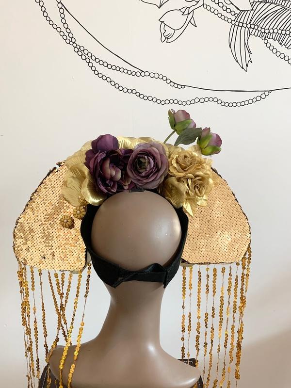 Kate McNee Headdress - Heart