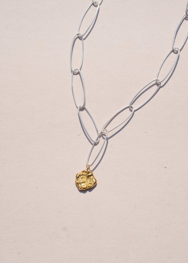 Coriolis Necklace