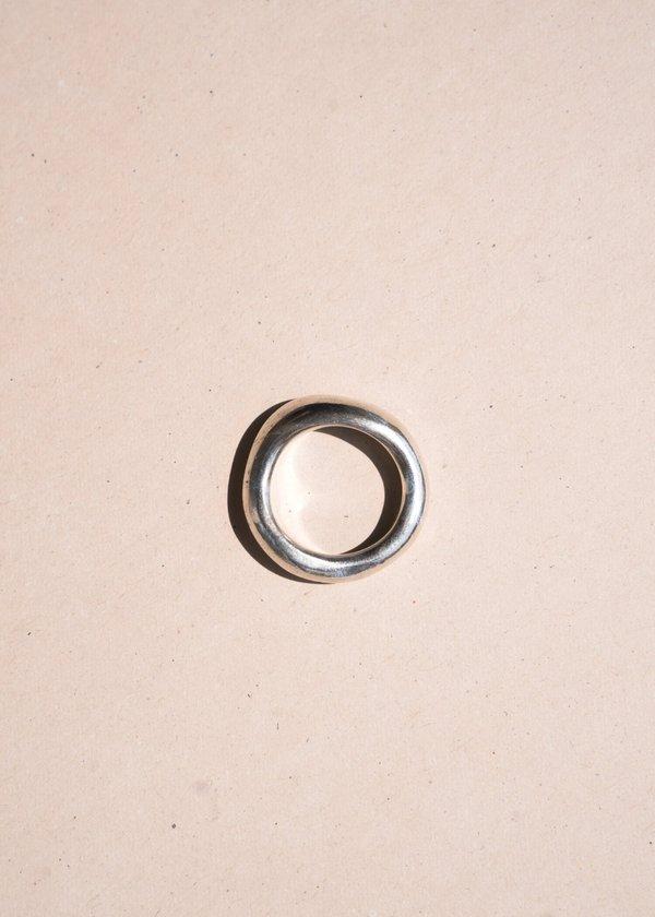 Eau Ring in Silver