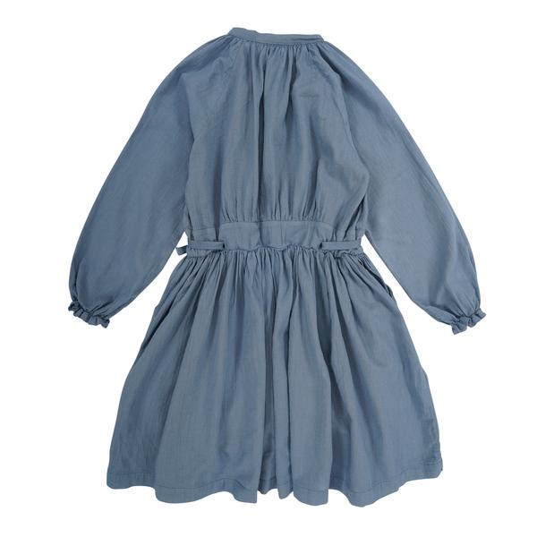 Ganesh Dress - Storm Blue