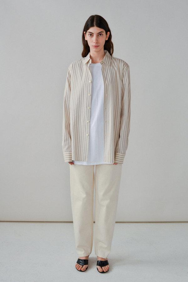 Prada | Striped Mens Shirt