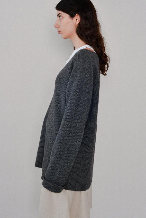 Calvin Klein Deep V Sweater