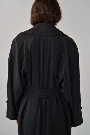 Jil Sander   Drop Shoulder Wrap Jacket