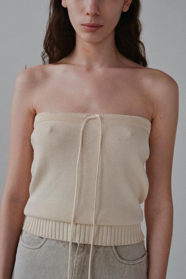 Celine | Knit Tube Top