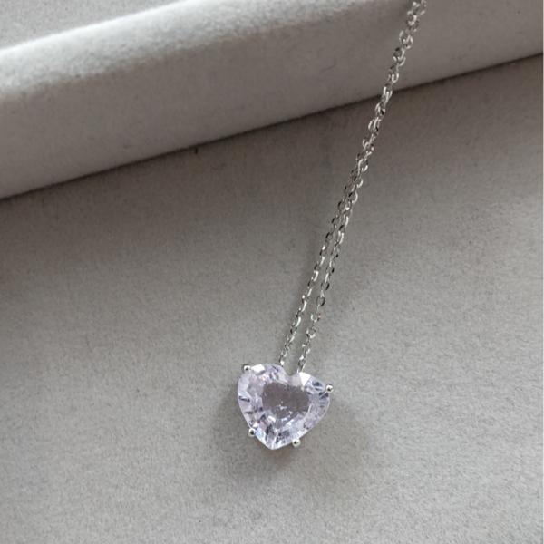 Gauhar Necklace - Light Pink Sapphire/Gold