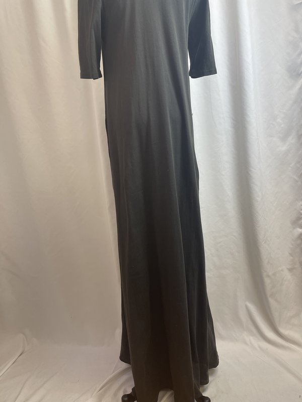 [Pre-loved]  Raquel Allegra Maxi Tee Dress - Black