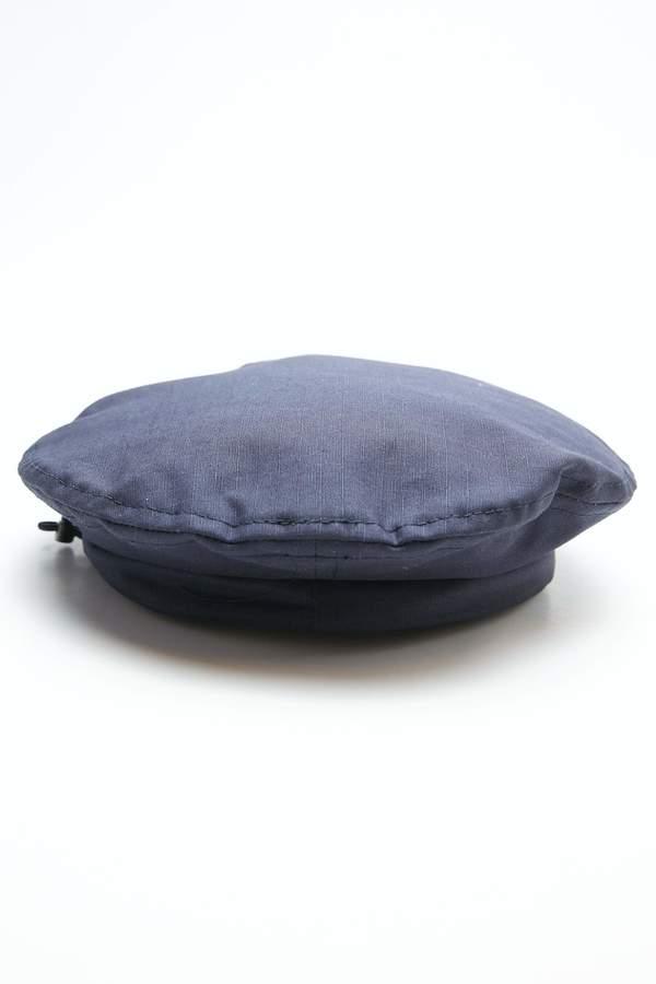 Engineered Garments Cotton Ripstop Beret - Dark Navy