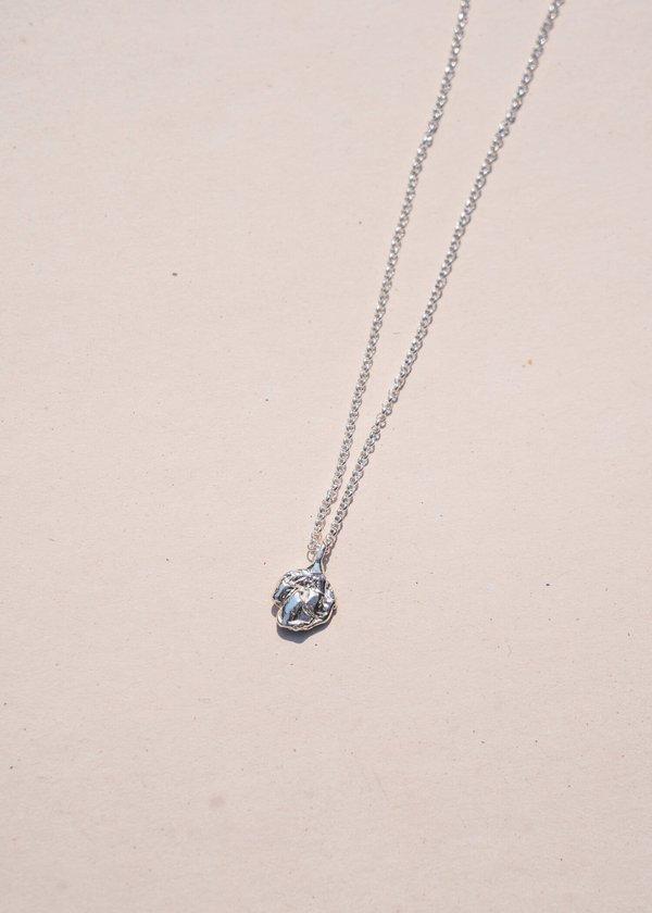 La Mer Necklace - Small in Silver