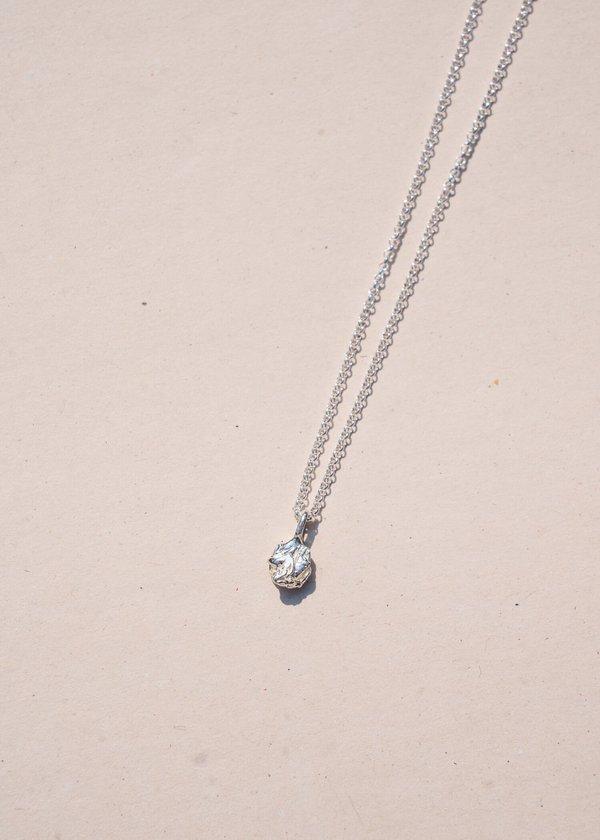 La Mer Necklace - XS in Silver