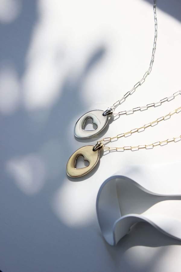 L.Greenwalt Jewelry - Heart Pendant