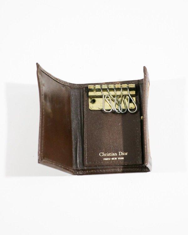 Christian Dior Vintage Diorissmo Key Holder