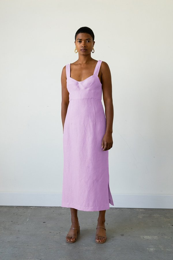 Waltz Bralette Dress - Blossom