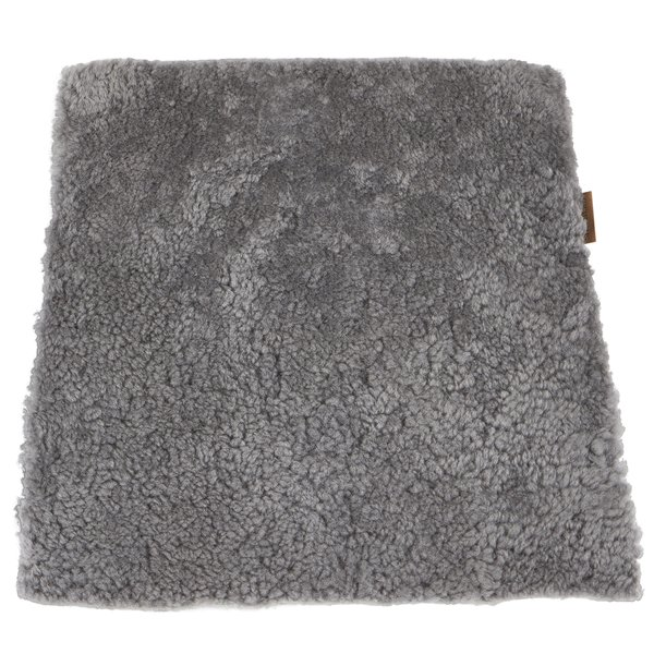 Shepherd of Sweden Ida Square Seat Cushion - Stone