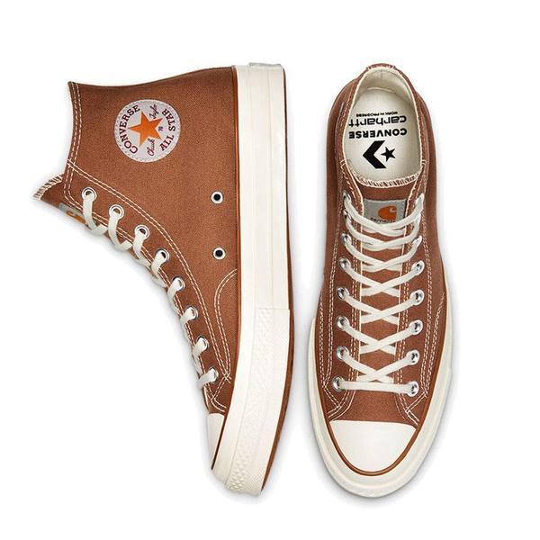 Converse X Carhartt WIP Chuck 70 High sneakers - Hamilton Brown'