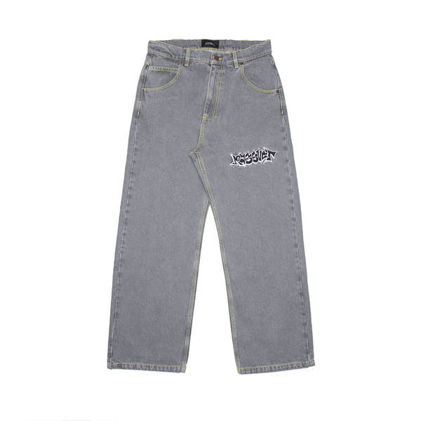 RASSVET (PACCBET) Logo jeans - Gray
