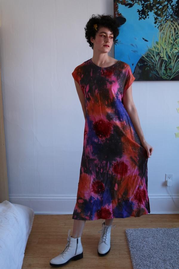 Osei Duro Maena Boubou Dress - Elaine