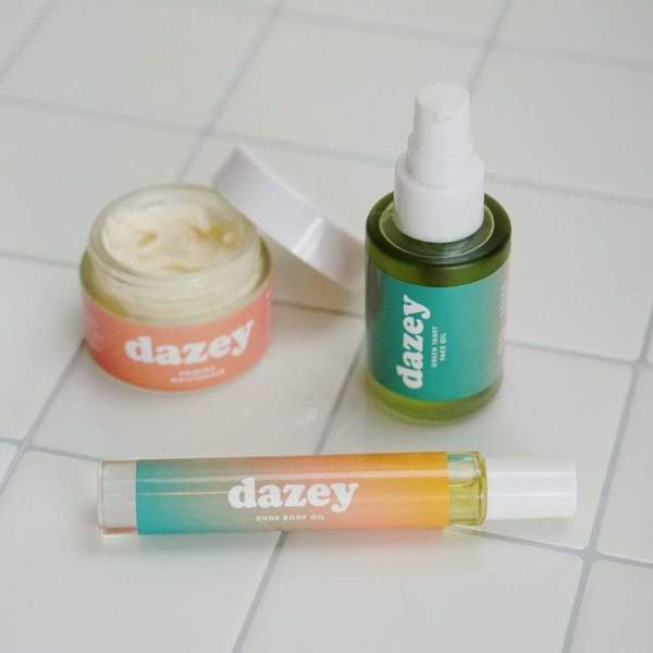 Dazey Green Tansy Face Oil