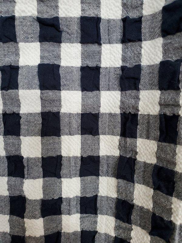Nomia Short Sleeve Gathered Dress