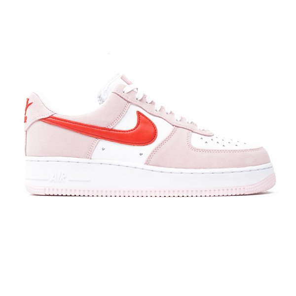 """AIR FORCE 1 '07 QS """"TULIP PINK/UNIVERSITY RED"""""""
