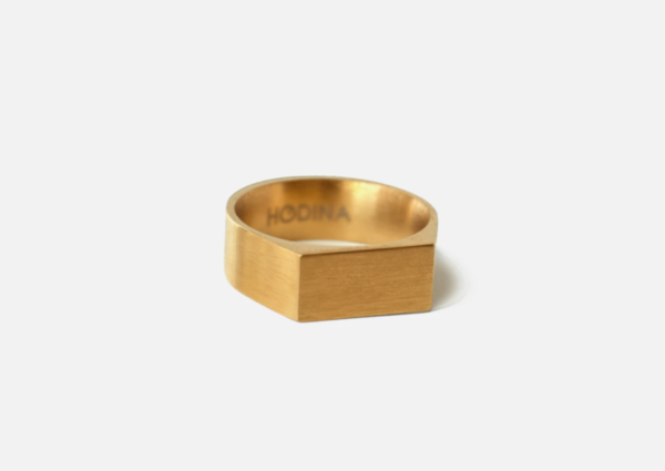 Hodina Minimalist Ring No.2