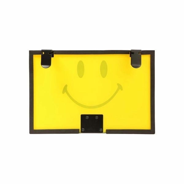 Smiley Mini Basketball Hoop 'Yellow'