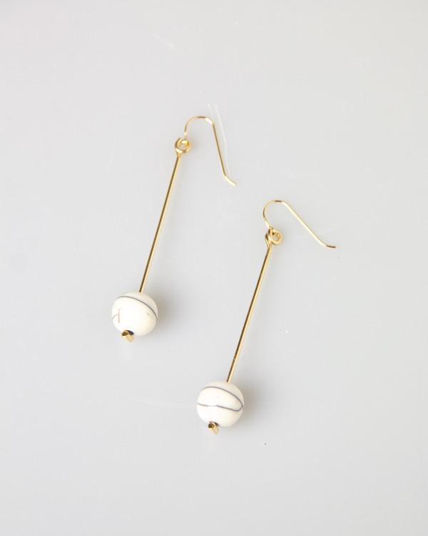 Ellen Mote Jewelry Alta Earrings