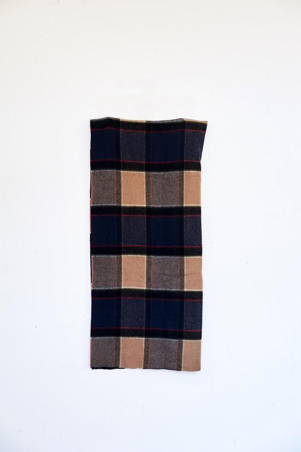 Standard Form Wool/Cashmere Neoplaid Large Scarf | Garmentory