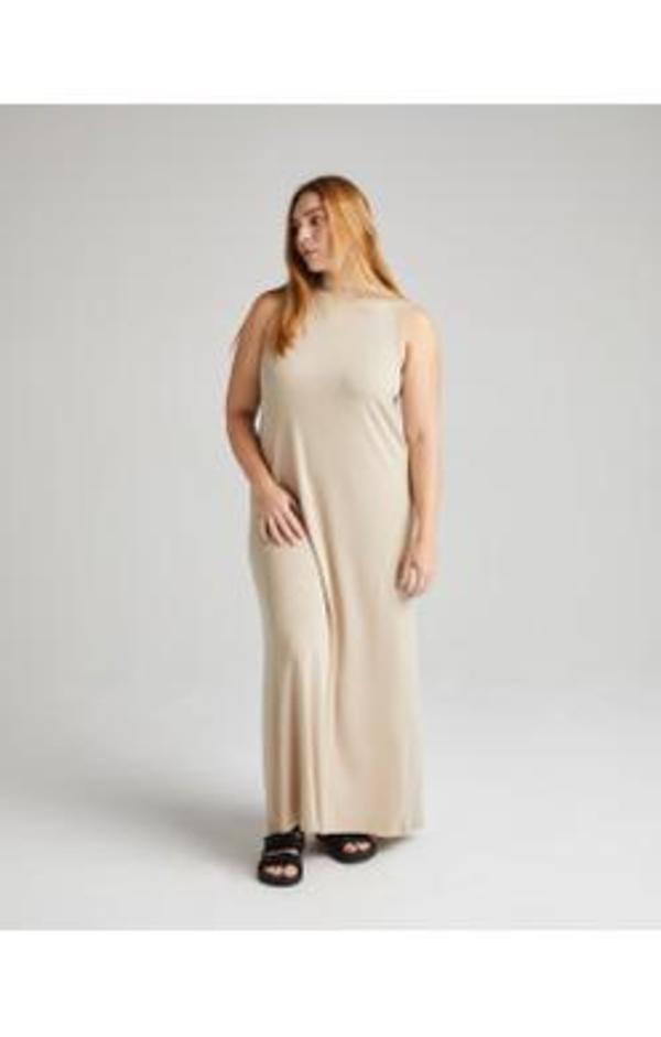 Sandstorm Vintage Rib Column Dress