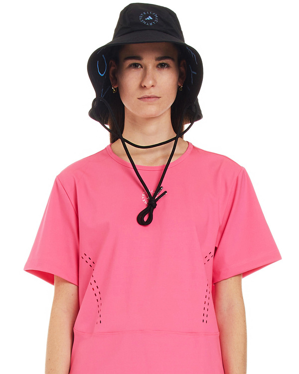 Adidas by Stella McCartney Bucket Hat - black